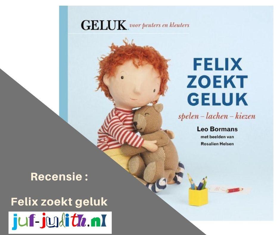 Recensie: Felix zoekt geluk