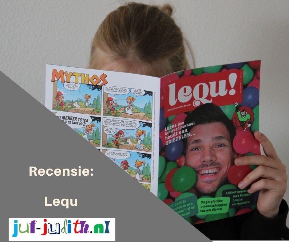 Leesmotivatie verhogen met Lequ!