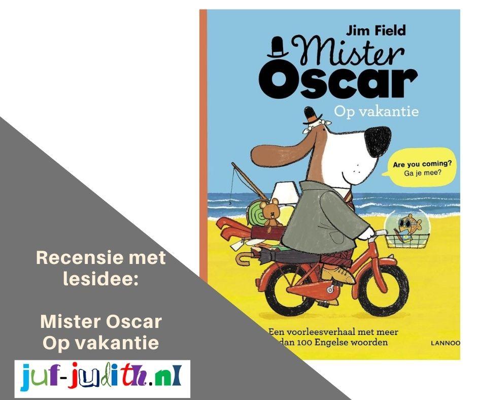 Recensie: Mister Oscar op vakantie