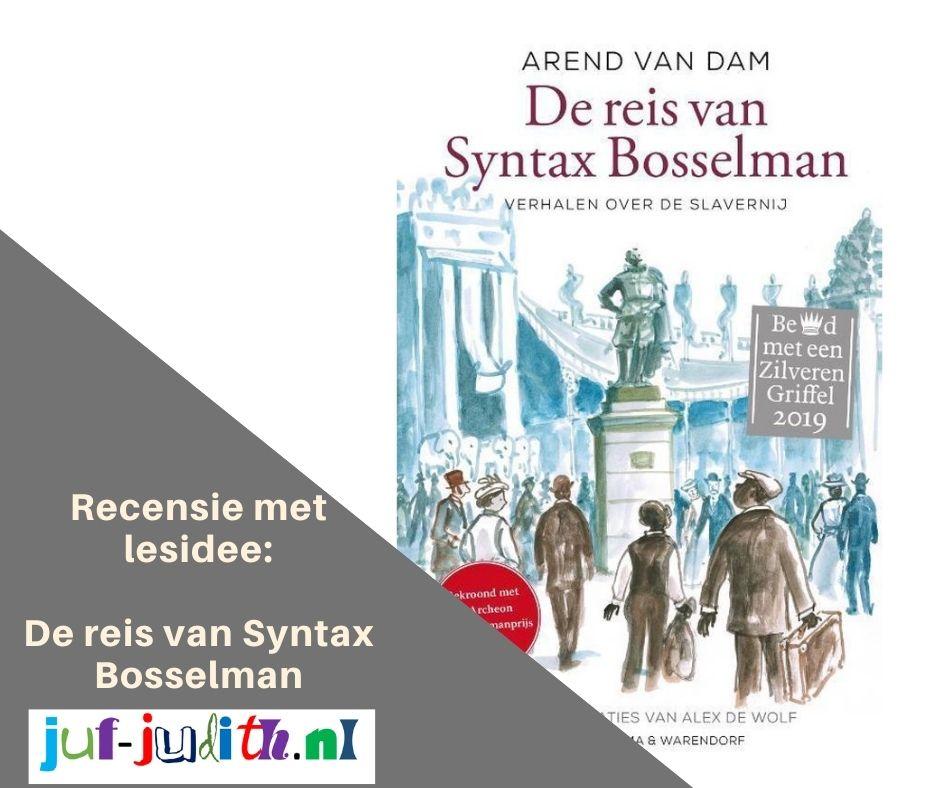 Recensie: De reis van Syntax Bosselman