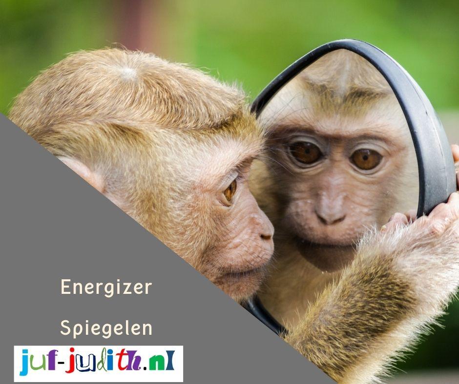 Energizer: Spiegelen