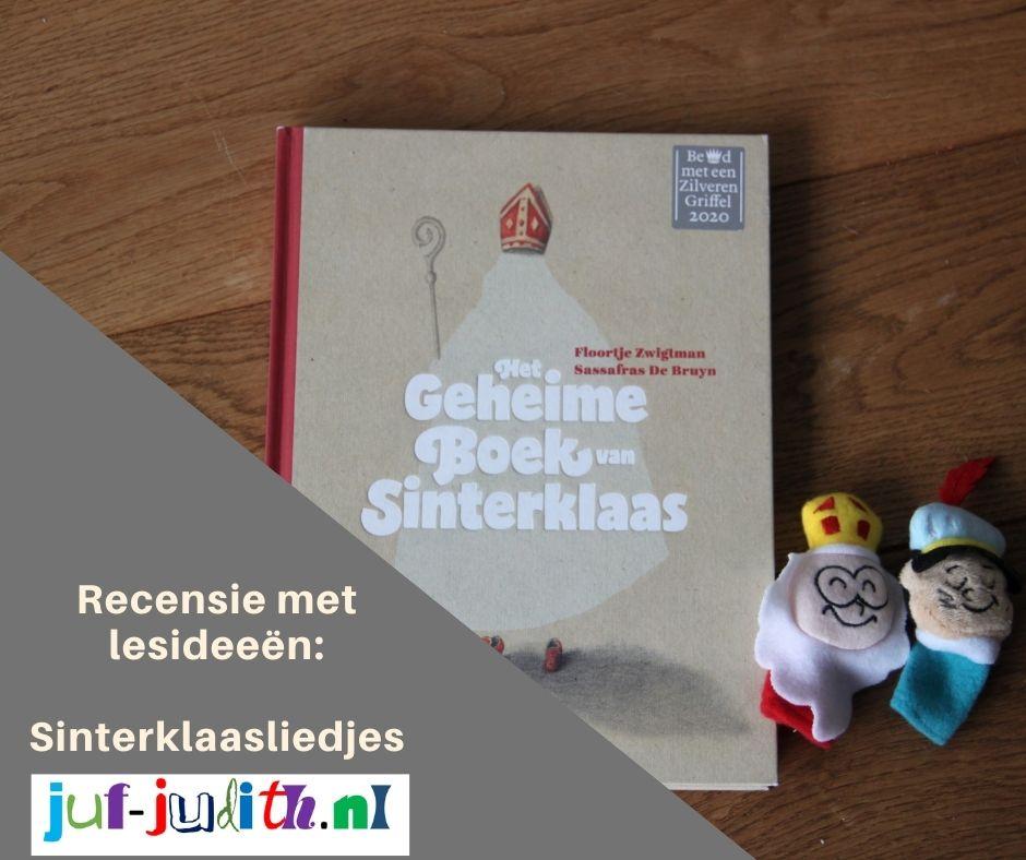Recensie: Het geheime boek van Sinterklaas