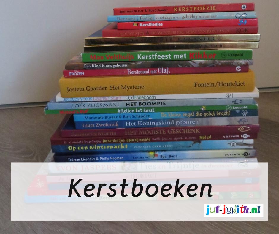 Kinderboeken bij het thema Kerst
