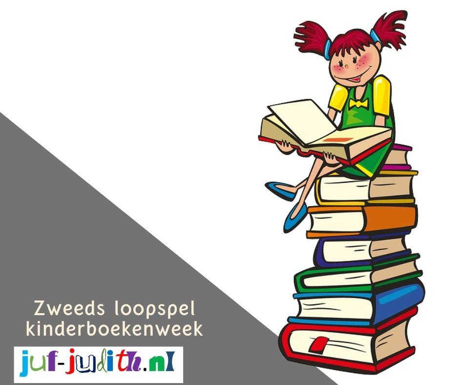 Zweeds loopspel - Kinderboekenweek