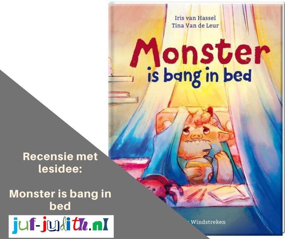 Recensie: Monster is bang in bed