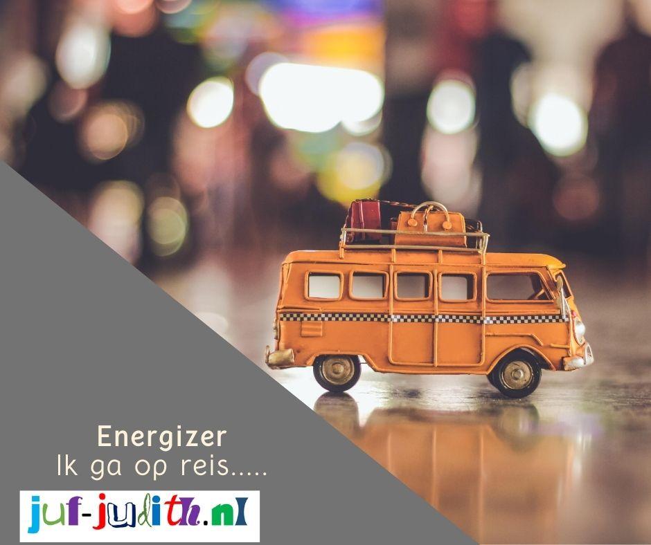 Energizer - Ik ga op reis....