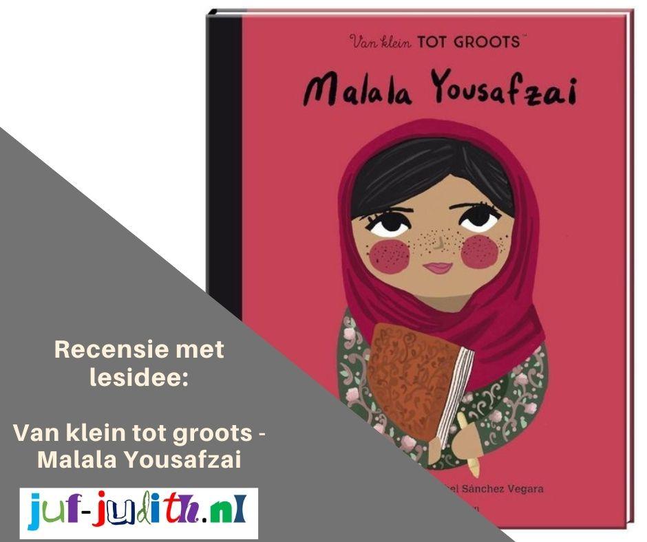 Recensie: Malala Yousafzai